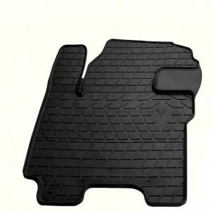 Водительский резиновый коврик Kia Sportage 2 (1009224 ПЛ)