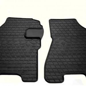 Передние автомобильные резиновые коврики Hyundai Tucson 2004- (1009222)
