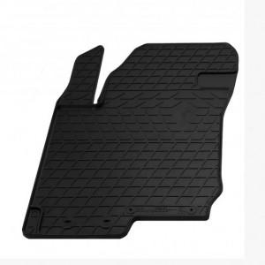 Водительский резиновый коврик Kia Ceed 2007- (design 2016) (1009264 ПЛ)