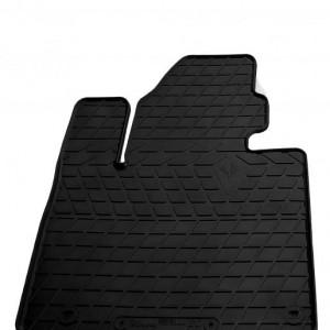 Водительский резиновый коврик Hyundai Santa Fe 2018- (1009274 ПЛ)