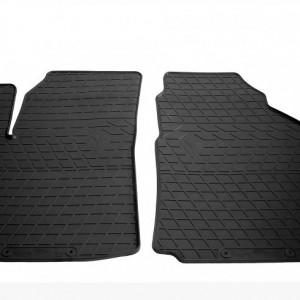 Передние автомобильные резиновые коврики Hyundai Matrix 2001- (1009282)