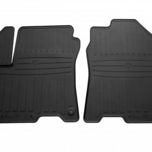 Передние автомобильные резиновые коврики Hyundai Kona Electric 2018- (1009292)