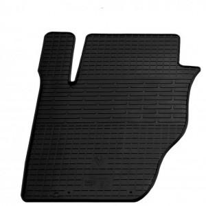 Водительский резиновый коврик Kia Sorento 2002-2009 (1010064 ПЛ)