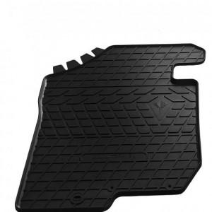 Водительский резиновый коврик Kia Carens ІІІ 2006- МКПП (1010094 ПЛ)