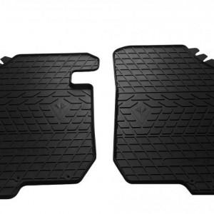 Передние автомобильные резиновые коврики Kia Carens ІІІ 2006- МКПП (1010092)