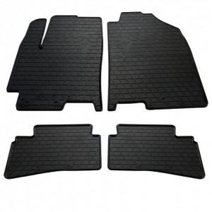 Комплект резиновых ковриков в салон автомобиля Kia Stonic 2017- (1010124)