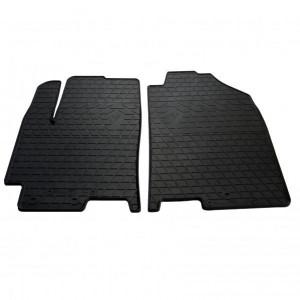Передние автомобильные резиновые коврики Kia Stonic (1010122)