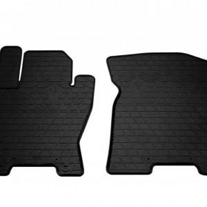 Передние автомобильные резиновые коврики Kia Mohave 2008- (1010172)