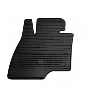 Водительский резиновый коврик Mazda 3 2013- (1011024 ПЛ)