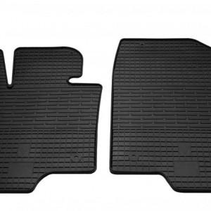 Передние автомобильные резиновые коврики Mazda 3 2013- (1011022)