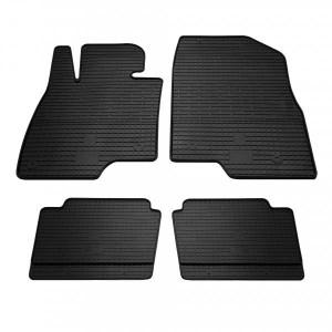 Комплект резиновых ковриков в салон автомобиля Mazda 3 2013- (1011024)