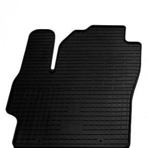 Водительский резиновый коврик Mazda 3 от 2004 (1011034 ПЛ)