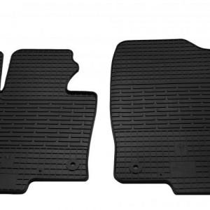 Передние автомобильные резиновые коврики Mazda CX5 2011- (1011042)