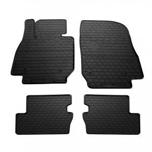 Комплект резиновых ковриков в салон автомобиля Mazda CX-3 2015- (1011124)