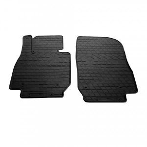 Передние автомобильные резиновые коврики Mazda CX-3 2015- (1011122)