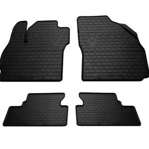 Комплект резиновых ковриков в салон автомобиля Mazda 5 2005- (1011144)