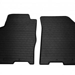 Передние автомобильные резиновые коврики Mazda 626 (GW) (1997–2002) (1011162)