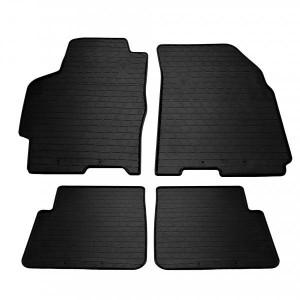 Комплект резиновых ковриков в салон автомобиля Mazda 626 (GF) (1997–2002) (1011164)