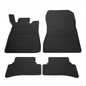 Комплект резиновых ковриков в салон автомобиля Mercedes Benz W 202 (1012134)