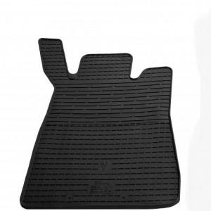 Водительский резиновый коврик Mercedes W202 (1012134 ПЛ)