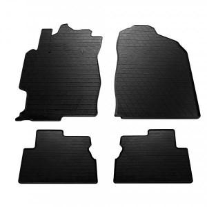 Комплект резиновых ковриков в салон автомобиля Mazda 6 2002- (1011134)
