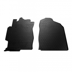 Передние автомобильные резиновые коврики Mazda 6 2002- (1011132)