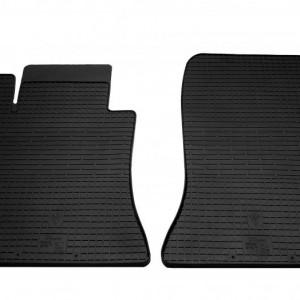 Передние автомобильные резиновые коврики Mercedes W124 1984-1997 (1012092)