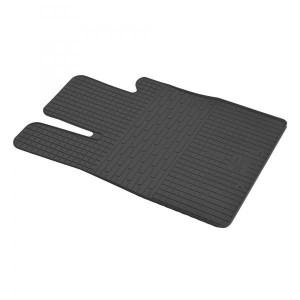 Водительский резиновый коврик Mercedes W220 S (1012104 ПЛ)