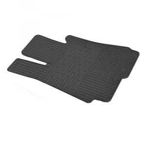 Водительский резиновый коврик Mercedes W221 S (1012114 ПЛ)