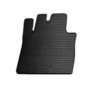 Водительский резиновый коврик Mercedes W463 (1012155 ПЛ)