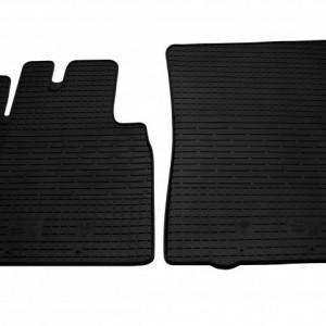 Передние автомобильные резиновые коврики Mercedes Benz W463 G 1990 (1012162)
