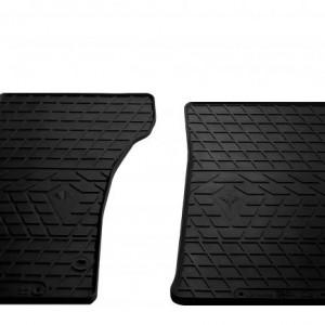 Передние автомобильные резиновые коврики Mercedes W163 ML 1997- (1012182)