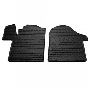 Комплект резиновых ковриков в салон автомобиля Mercedes Benz W447 Vito 2014- (1012192)