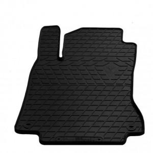 Водительский резиновый коврик Mercedes-Benz C117 CLA 2013- (1012234 ПЛ)