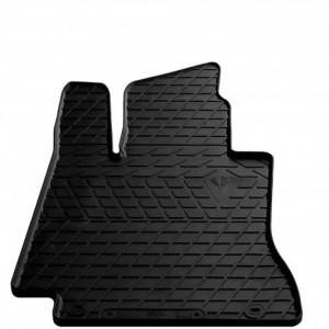 Водительский резиновый коврик Mercedes-Benz W205 C 2014- (1012244 ПЛ)