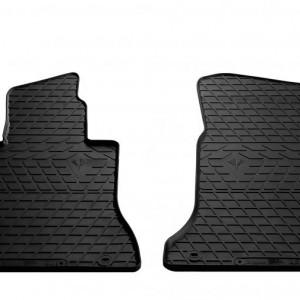 Передние автомобильные резиновые коврики Mercedes-Benz W205 C 2014- (1012242)