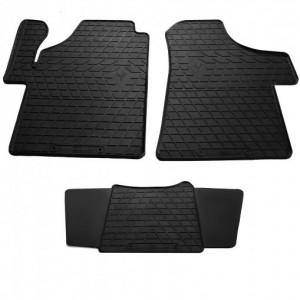 Комплект резиновых ковриков в салон автомобиля Mercedes Benz W639 Vito II 2003- (1012293)