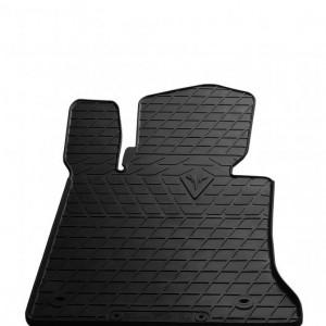 Водительский резиновый коврик Mercedes Benz X204 GLK 2008- (1012334 ПЛ)