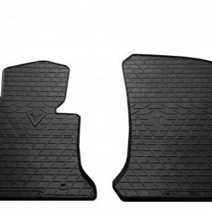 Передние автомобильные резиновые коврики Mercedes Benz X204 GLK 2008- (1012332)