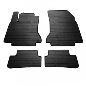 Комплект резиновых ковриков в салон автомобиля Mercedes Benz W246 B 2011- (1012354)