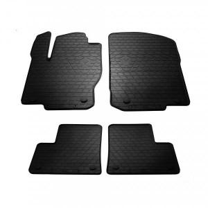 Комплект резиновых ковриков в салон автомобиля Mercedes Benz GLE 14- (1012394)