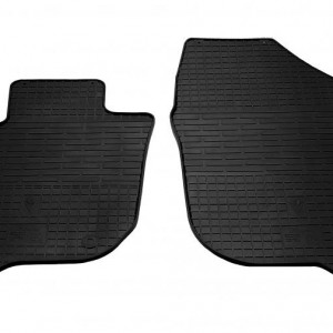 Передние автомобильные резиновые коврики Mitsubishi L200 2015 (1013072)