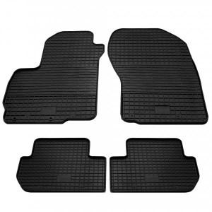 Комплект резиновых ковриков в салон автомобиля Mitsubishi Outlander XL 2007-2013 (1013134)