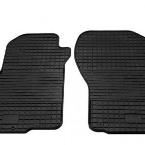Передние автомобильные резиновые коврики Mitsubishi Outlander XL 2007-2013 (1013132)