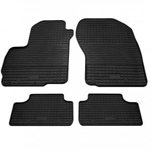 Комплект резиновых ковриков в салон автомобиля Citroen C4 Aircross 2012-2015 (1013144)