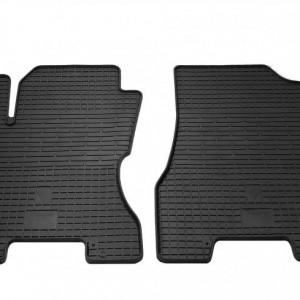 Передние автомобильные резиновые коврики Nissan X-Trail T31 2007- (1014022)