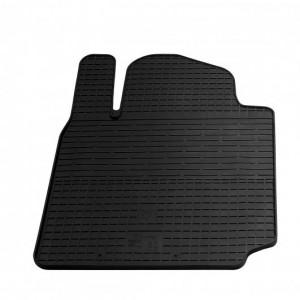 Водительский резиновый коврик Nissan Micra K12 (1014124 ПЛ)