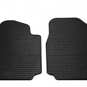 Передние автомобильные резиновые коврики Nissan Micra K12 2003- (1014122)