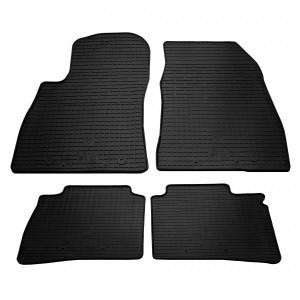 Комплект резиновых ковриков в салон автомобиля Nissan Sentra (1014134)