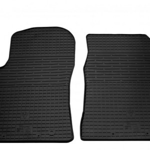 Передние автомобильные резиновые коврики Nissan Sentra 2015- (1014132)